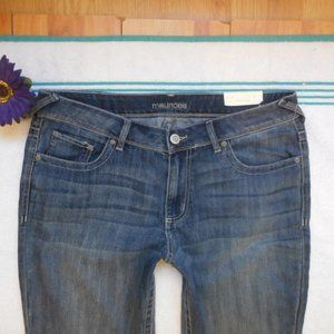 New MAURICES Jeans Curvy Denim Size 16W